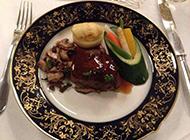 精致西餐菜品图片美味诱人