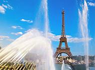法国巴黎埃菲尔铁塔壁纸唯美好看