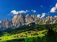 巴伐利亚人间仙境高清风景图片