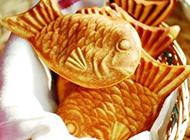 美味可口的台湾小吃鲷鱼烧