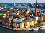 瑞典斯德哥尔摩美景