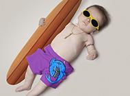 爆笑职业装 婴儿的搞笑