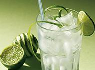 夏日清凉柠檬饮料图片素材