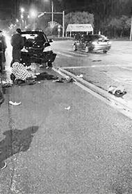 浙江三门县审计局长撞死人 8小时后投案仍属酒驾