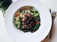 自制减肥蔬菜沙拉健康美食图片