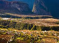 云南乡村田园风景图片优美迷人