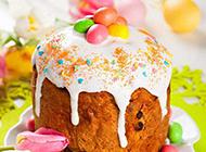 意大利复活节蛋糕 美味的陷阱