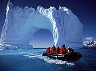 大自然景观冰山高清图片