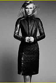 美国美女歌手泰勒·斯威夫特冷艳十足写真