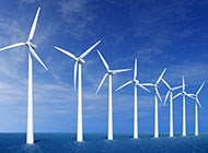 大气十足的风车高清图片
