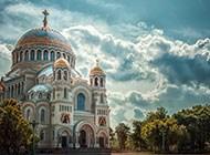 宏伟豪华的圣彼得堡精美图片