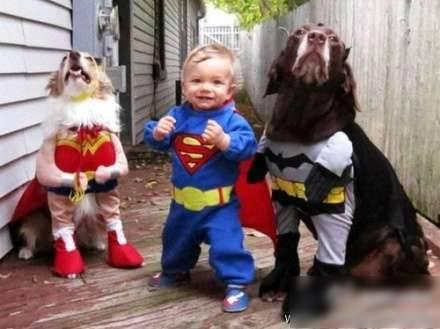 超人总动员搞笑图片