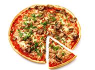 高清唯美食物pizza桌面壁纸