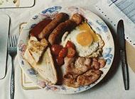 有梦想的鸡蛋早餐搭配