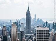 举世闻名的帝国大厦图片