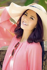 明星美女刘涛诠释女性之美