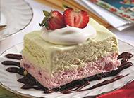 水果蛋糕创意甜点图片