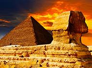 古埃及金字塔个性名胜古迹图片
