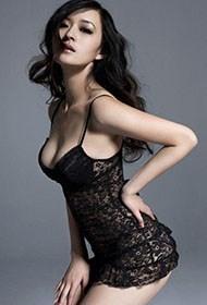 性感印度美女妖娆人体艺术写真