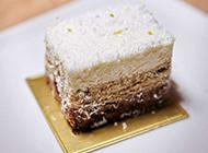 香甜美味咖啡蛋糕美食图片