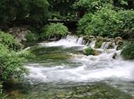 大自然美景花溪公园高清壁纸