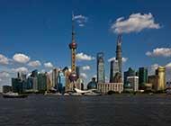 上海外滩风景高清图片