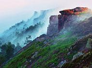 秀丽山川大峡谷风景图片壁纸