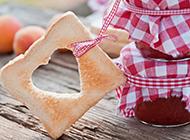 面包吐司图片精选食物壁纸