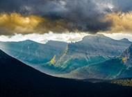 壮丽山川风景高清图片