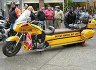 史上最豪华加长型摩托车