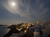 唯美夜色美丽风景图片壁纸
