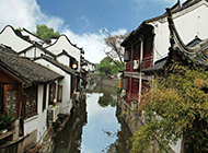 上海嘉定高清风景图片