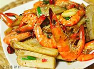 干锅香辣虾蛋白质满分