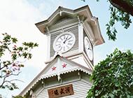 日本北海道风景唯美高清图片