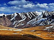 新疆帕米尔高原风景图片