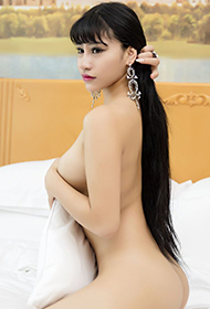 模特小雅性感诱惑亚洲人体艺术写真