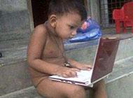 农村儿童屌丝搞笑图片