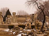 一组唯美北京颐和园风景图片