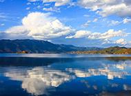 国庆节泸沽湖美丽旅游风景赏析