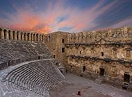 土耳其风景高清图片古典迷人