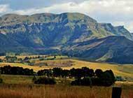南非德拉肯斯风景图片