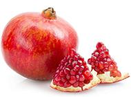 美味诱人石榴高清水果图片
