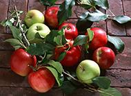 唯美香甜苹果高清写真图片