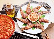 餐桌佳肴美食高清图片