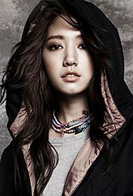 韩国女星朴信惠时尚写真