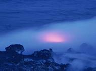 火山喷发壮丽优美风景图片壁纸