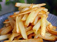 美味薯条图片令人垂涎