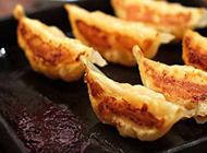 上海特色小吃锅贴图片
