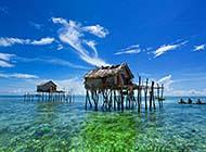 马来西亚海岛梦幻海洋风景美图