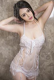 性感女郎于娜妖娆万分高清人体艺术写真